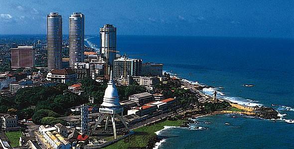 City Time Zones for Colombo, Sri Lanka